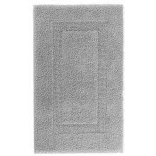 Classic Bath Rugs Silver | Gracious Style