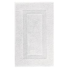 Classic Bath Rugs White | Gracious Style