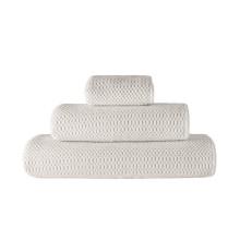 Clean Ocean Bath Towels White | Gracious Style