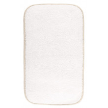 Contour Bath Rugs Linen | Gracious Style