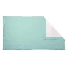 Double Tone Beach Towel 39 x 79 in Baltic | Gracious Style