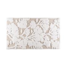 Eden Bath Rugs White | Gracious Style