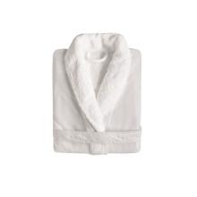 Egoist Shawl Collar Bathrobe White | Gracious Style