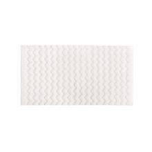Hamilton Bath Rugs White | Gracious Style