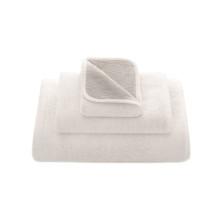 Linen Duo Bath Towels White | Gracious Style