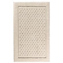 Linen Waffle Bath Rugs Natural | Gracious Style