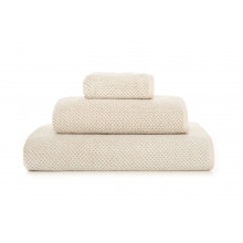 Linen Waffle Bath Towels Natural | Gracious Style