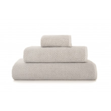 Linen Waffle Bath Towels White | Gracious Style