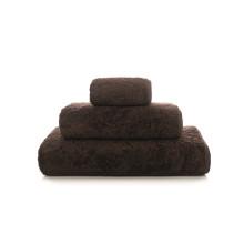 Long Double Loop Bath Towels Dark Chocolate | Gracious Style