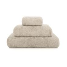 Long Double Loop Bath Towels Fog | Gracious Style