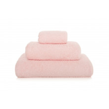 Long Double Loop Bath Towels Pearl | Gracious Style