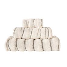 Opera Bath Towels Natural | Gracious Style