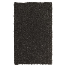 Twisted Bath Rugs Charcoal | Gracious Style