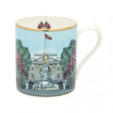 Buckingham Palace View Down the Mall Mug | Gracious Style