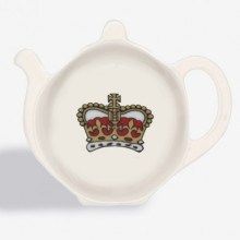 Crown Teabag Tidy | Gracious Style