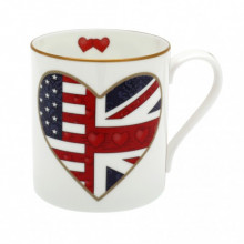 A Very Special Relationship Heart Mug | Gracious Style