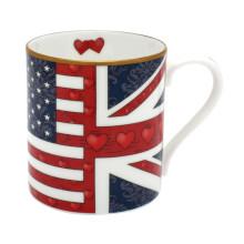 A Very Special Relationship Flag Mug | Gracious Style