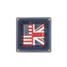 A Very Special Relationship Square Tray | Gracious Style