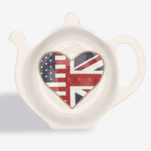 A Very Special Relationship Tea Bag Tidy | Gracious Style