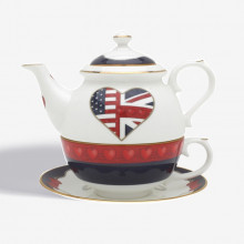 A Very Special Relationship Tea for One | Gracious Style