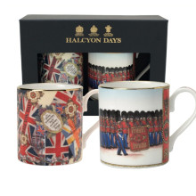 Glorious Reign & Trooping the Colour Mug Gift Set of 2 | Gracious Style