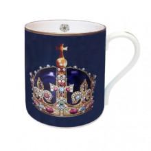 Historic Royal Palaces Henry VIII Crown Mug | Gracious Style