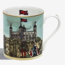 Historic Royal Palaces The Tower of London Mug | Gracious Style