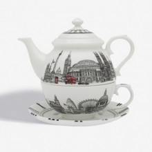 London Icons Tea for One | Gracious Style