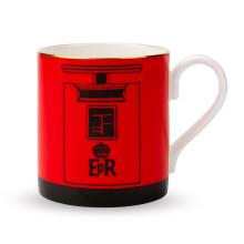 London Post Box Mug | Gracious Style