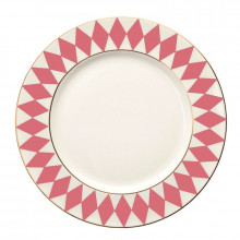 Parterre Pink Dinnerware | Gracious Style