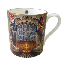 The Quire of St George's Chapel Mug | Gracious Style