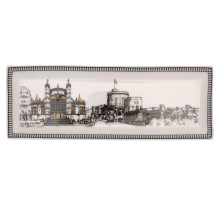 Windsor Castle & St George's Rectangular Tray | Gracious Style