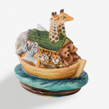 Noah's Ark Bonbonniere | Gracious Style