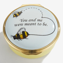 Bee Enamel Box (Special Order) | Gracious Style