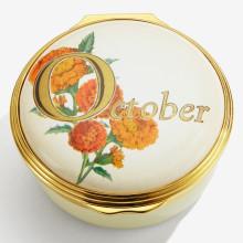October Enamel Box (Special Order) | Gracious Style