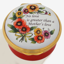 No love is greater Enamel Box (Special Order) | Gracious Style