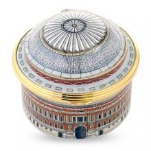 Musical Enamel Box The Royal Albert Hall plays 'Rule, Britannia!' Thomas Arne (Special Order) | Gracious Style