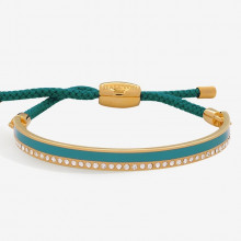 Skinny Plain Sparkle Turquoise Gold 6mm Friendship Bangle | Gracious Style