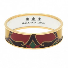 Drums Multi Color Gold Bangle | Gracious Style