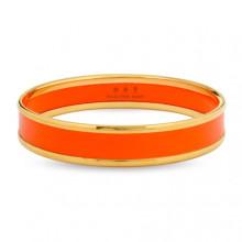 Orange Gold Bangle | Gracious Style