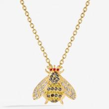 Sparkle Queen Bee Pendant | Gracious Style
