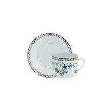 Imperatrice Eugenie Espresso Cup/Saucer 8.5 Cl | Gracious Style