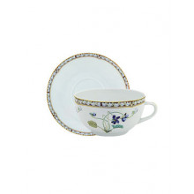 Imperatrice Eugenie Cappuccino Cup/Saucer 33 Cl | Gracious Style