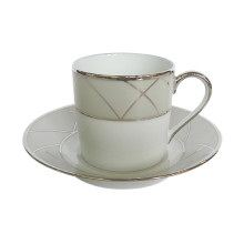 Clair De Lune Arcade Coffee Cup/Saucer 11 Cl | Gracious Style