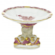 """Ap-Ri Shell With Dolphin Stand 4""""H X 6""""D 