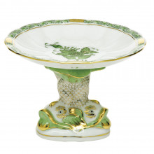 """Av-Ri Shell With Dolphin Stand 4""""H X 6""""D 