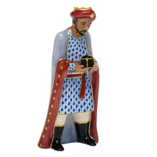 Beth1 (Nativity Set) Balthazar 2.5 in. l X 2.5 in. w X 5.5 in. h | Gracious Style