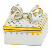Fodos-x1 Connect The Dots Box W/bow 2 in. l X 1.75 in. h | Gracious Style