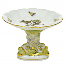 """Ro-Ri Shell With Dolphin Stand 4""""H X 6""""D 