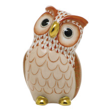 """Shaded Vh Owl 2.75""""L X 2.25""""W X 4""""H 